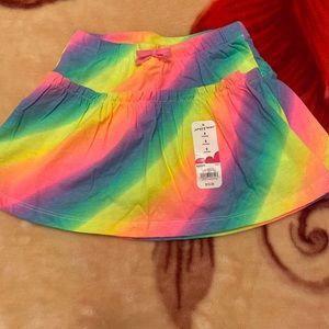 Other - Brand new rainbow skirt